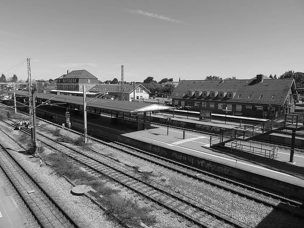 Stationen i Hellerup
